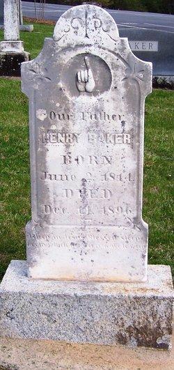 Henry Baker, Jr
