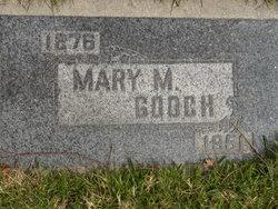 Mary Elizabeth <i>MacIntosh</i> Gooch