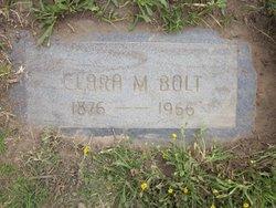 Clara Maude <i>O'Brien</i> Bolt