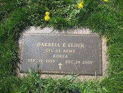 Darrell Ted Elder