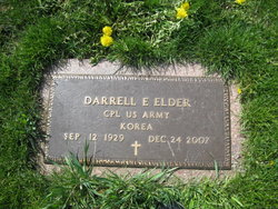 Darrell E. Ted Elder