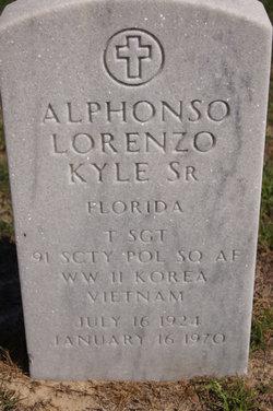 Alphonso Lorenzo Kyle, Sr