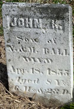 John K Ball