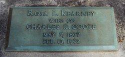 Rosa L. <i>Kearney</i> Cooke