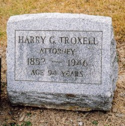 Henry Gilbert Harry Troxell