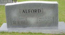 Bennett Warren Alford