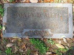 Harvey D Allen