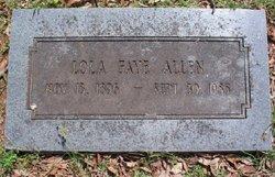 Lola Faye Allen