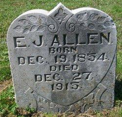 E. J. Allen