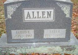 Lloyd Edward Allen