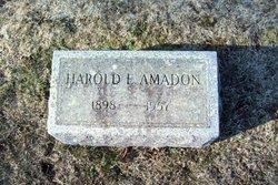 Harold Egbert Amadon