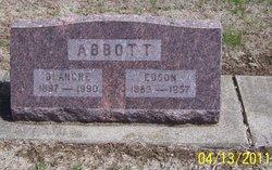 Edson L Abbott