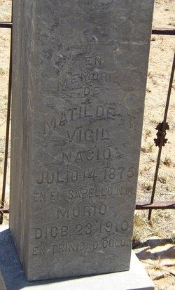 Matilde T. Vigil