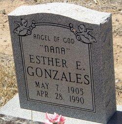 Esther E. Gonzales