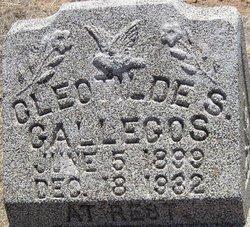Cleotilde S. Gallegos
