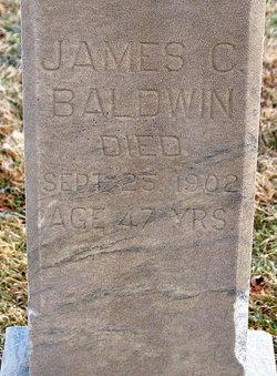 James C Baldwin
