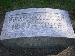 Frank W Lane