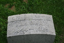 Amelia Maria <i>Rector</i> Alcott