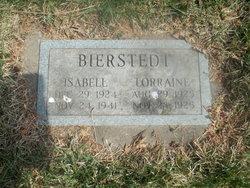 Isabel Bierstedt