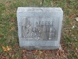 Albert Ike Christian