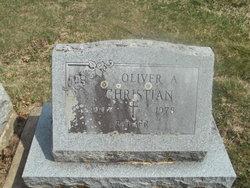 Oliver Adelbert Christian