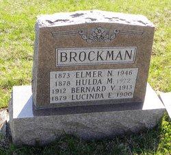 Lucinda Evelyn <i>Paxton</i> Brockman