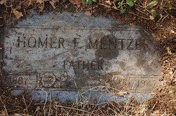 Homer Franklin Mentzer