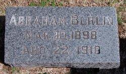 Abraham Berlin