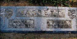Anna <i>Mitchel</i> Bassett