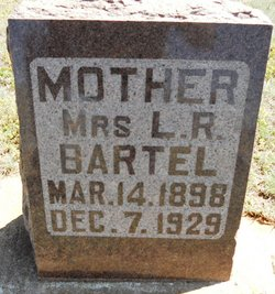 Mrs L R Bartel