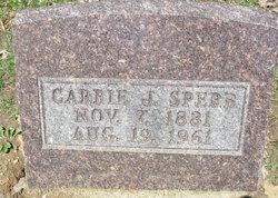 Carrie J Sperb