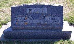 Harold Edward Bell