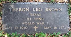 Theron Leo Brown