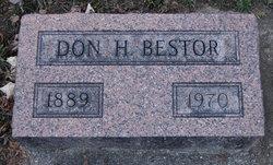 Donald Hubbard Bestor