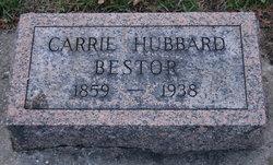 Carrie E. <i>Hubbard</i> Bestor