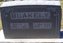 Clara Estelle <i>Duke</i> Blakely