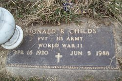 Donald R Childs