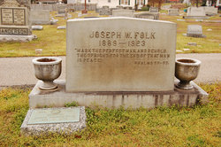 Joseph Wingate Folk