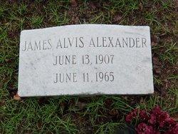 James Alvis Alexander