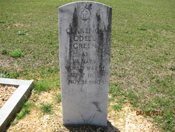 Clarence Odell Green