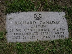 Capt Richard Canaday