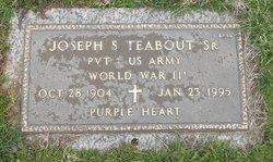 Joseph S Teabout, Sr