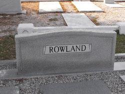 Rosa Lee Rowland