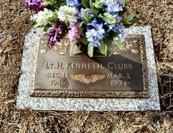 Lieut H. Kenneth Clubb