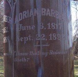 Adrian Barber