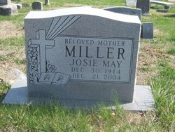 Josie May <i>Peck</i> Miller