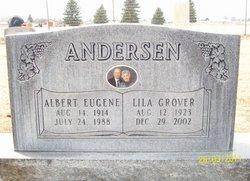 Lila <i>Grover</i> Andersen