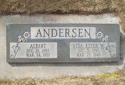 Vida Ester <i>Waters</i> Andersen