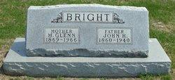 Mary Glenn Bright