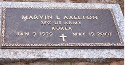 Marvin Lee Axelton